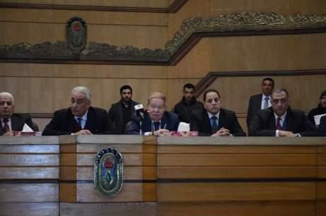 اولي محاضرات معهد محاماة القاهرة برئاسة عاشور وحضور سرور 11