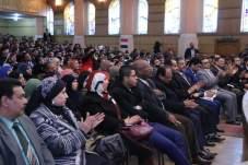اولي محاضرات معهد محاماة القاهرة برئاسة عاشور وحضور سرور 13