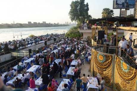 حفل افطار نقيب المحامين السنوي بالنادي النهري بالمعادي (5)
