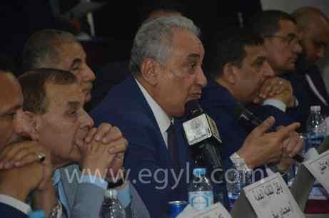 سامح عاشور بحفل المنيا 3
