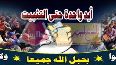 Photo of أزمة بين المعلمين المساعدين والأكاديمية بالمنيا .. تعرف على التفاصيل