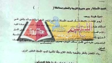 Photo of ننشر ردود الفعل على قرار السماح للمفصولين بدخول الامتحان بنظام العمال بالتعليم الفنى