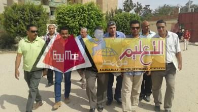 Photo of التعليم : حل مشكلة كثافة الطلاب بمدرسة حورس بإدارة شرق الإسكندرية