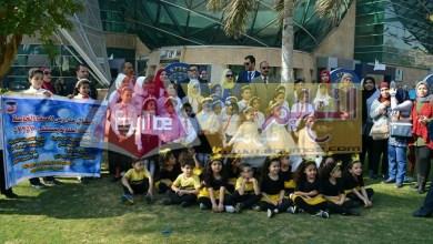 Photo of التعليم تحتفل بأعياد الطفولة مع أطفال مستشفى 57357