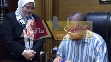 Photo of محافظ كفر الشيخ يعتمد نتيجة الدور الثاني للشهادة الإعدادية بنسبة نجاح 99.98% للعام 100% للمهني