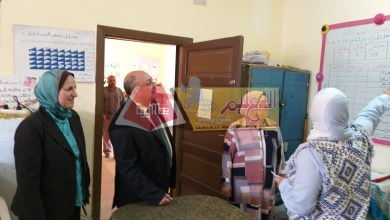 Photo of وكيل تعليم الإسكندرية يحيل ملاحظين للتحقيق