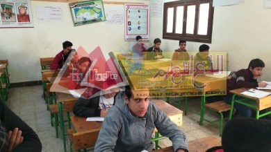 Photo of اليوم . انطلاق امتحانات الترم التاني للشهادة الإعدادية بالإسماعيلية