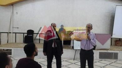 Photo of حضور طلابي مميز في محاضرة المراجعة النهائية في الأحياء لطلاب الثانوية العامة بكفر الشيخ