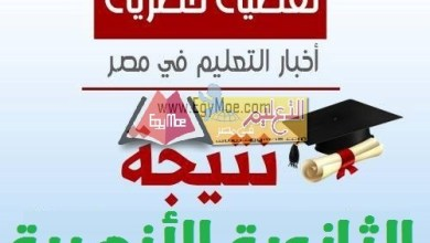 Photo of بدء مؤتمر مشيخة الأزهر للإعلان عن نتيجة الثانوية الأزهرية 2019