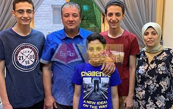 Photo of الأول على الجمهورية فى الثانوية العامة 2019 بالمنوفية : قدوتى أحمد زويل