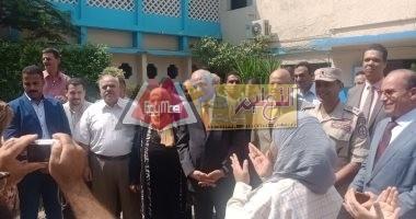 Photo of محافظ الجيزة : شهر مكافأة لمسئولى التعليم بالعجوزة لتميزهم