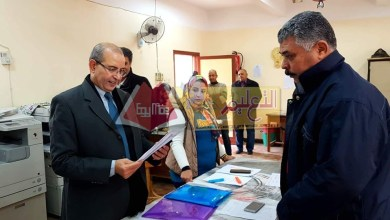 Photo of باهي يتفقد أعمال لجنة النظام والمراقبة بكنترول الشهادة الإعدادية ببورسعيد