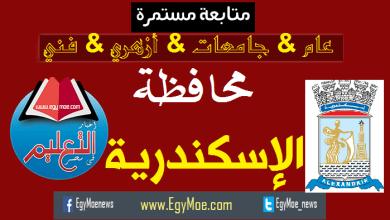 Photo of تعليمات محافظة الإسكندرية بشأن التناوب وتخفيض عدد العاملين