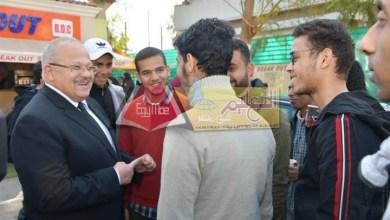 Photo of الخشت: الانتهاء من نتائج الترم الأول وإتاحتها على مواقع الكليات بجامعة القاهرة