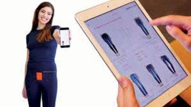 Photo of جوجل تطرح تطبيق جديد يغنيك عن قياس الملابس بالمحلات