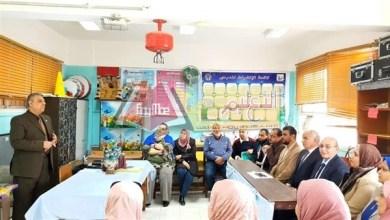 Photo of تعليم بورسعيد يشهد عرضًا لمشروع المدرسة الذكية ومسابقة كأس العباقرة