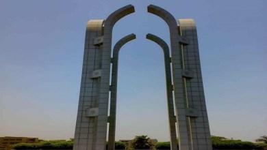 Photo of جامعة حلوان : انتظام الدراسة للطلاب الوافدين أون لاين
