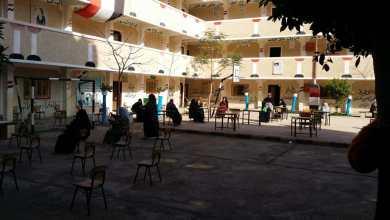Photo of أصحاب المعاشات يتوافدون على 37 مدرسة بكفر الشيخ