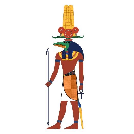 The God: Sobek