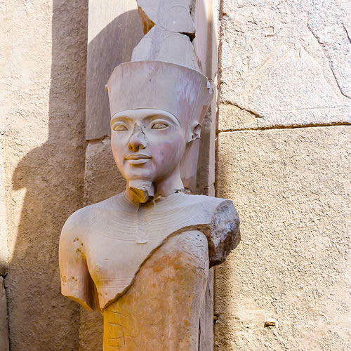 The God: Amun Ra