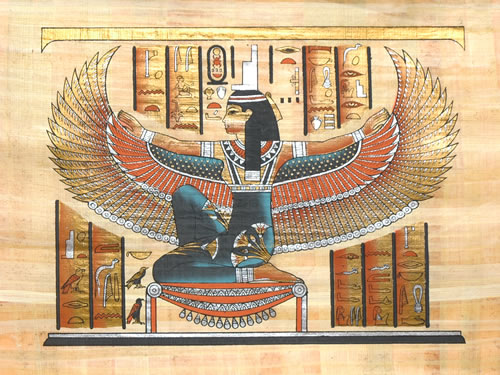 The Goddess: Isis – Egyptian Witchcraft