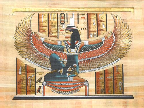 The Goddess: Isis