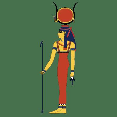 The Goddess: Hathor