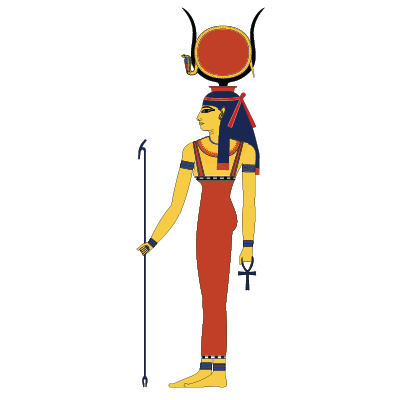 The Goddess: Hathor