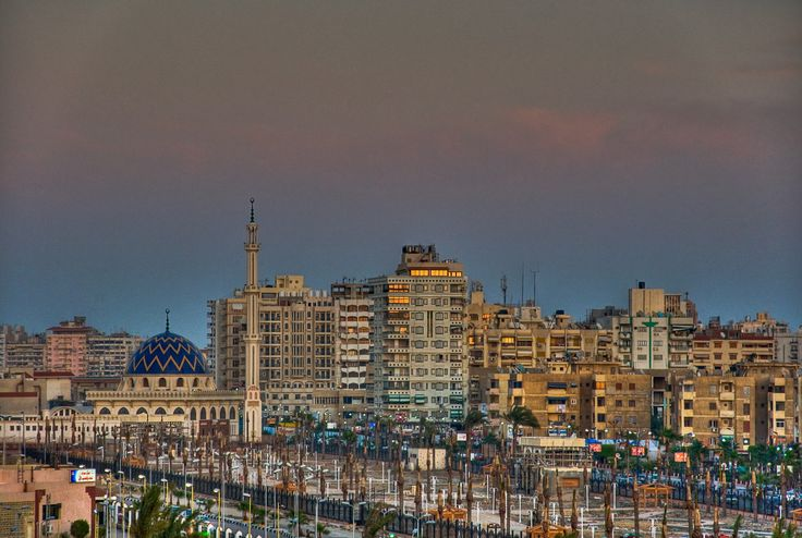Transfer from Cairo to Port Said