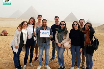 Giza Complex - 6 Days Cairo, Luxor & Aswan Tour Package - Egypt Tours Portal