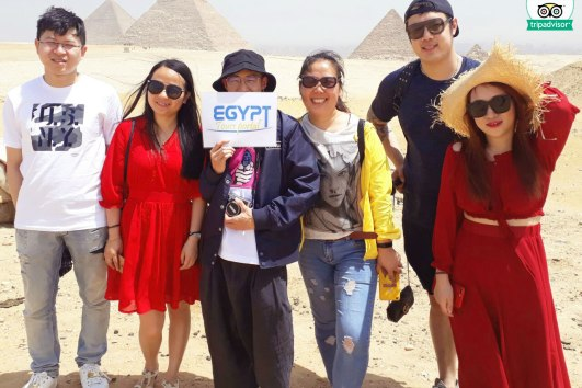 Giza-Pyramids - 5 Days Cairo & Nile Cruise Package - Egypt Tours Portal
