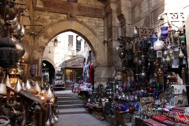 Information About Khan El Khalili Bazaar | Egypt Tours Portal