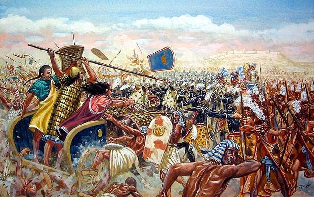 Battle of Megiddo - Egypt Tours Portal