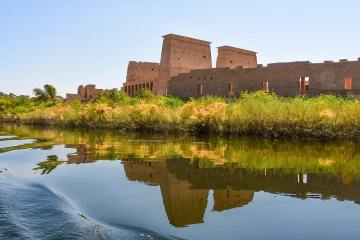 The Temple of Philae - 4 Days Cairo and Aswan Tour - Egypt Tours Portal
