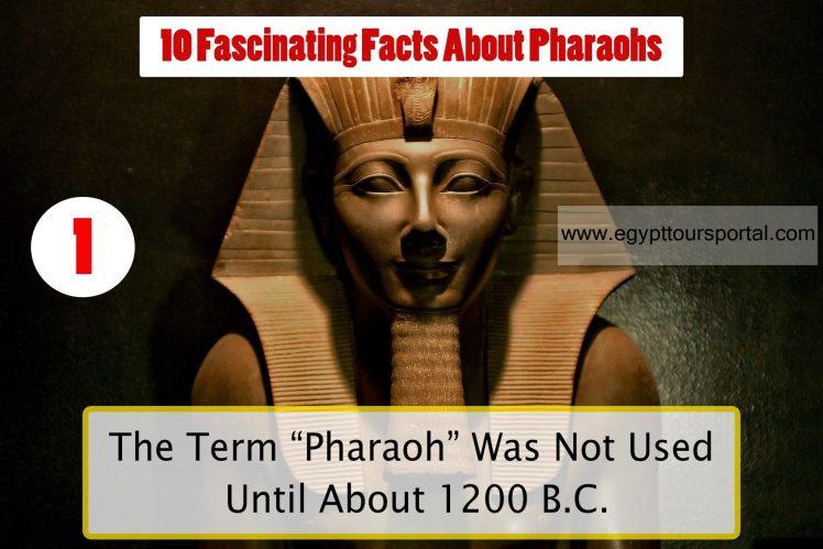 Egyptian Pharaohs - Egypt Tours Portal