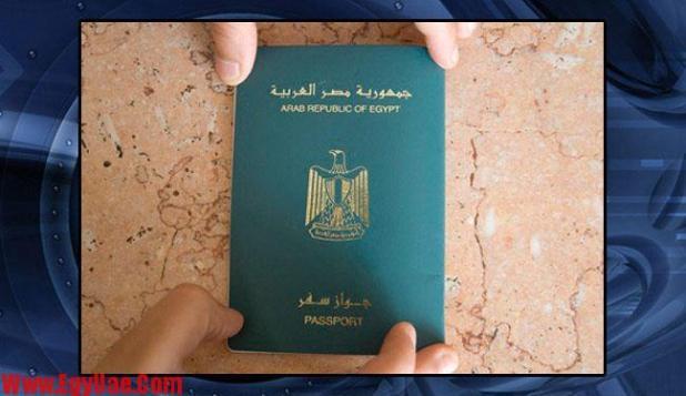جواز السفر الجديد