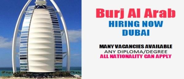 وظائف-برج-العرب-فى-دبي-700x300