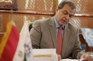 وزير القوى العاملة - محمد سعفان