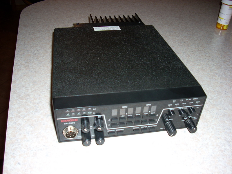 Ar 3500 10 Mobile Radio Ranger Meter