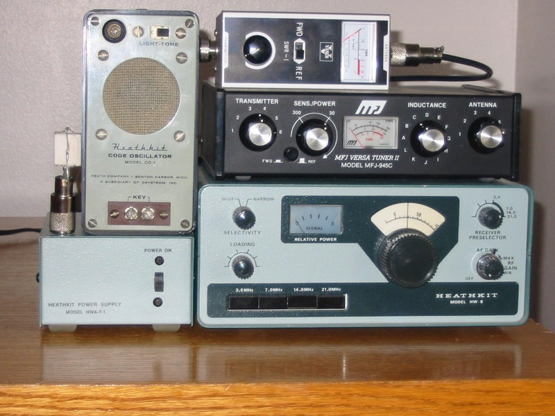 Chinese Ham Radio Transceiver Kit