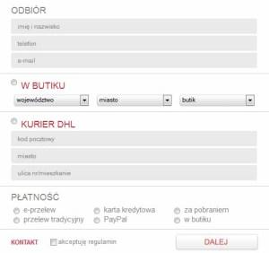 Swiss.com.pl koszyk zakupów