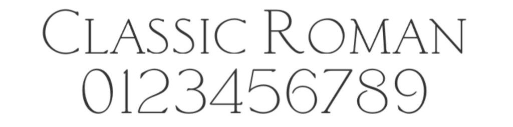 Font Styles « EHB Koncepts