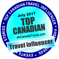 eh Top Canadian Travel Influencer in July
