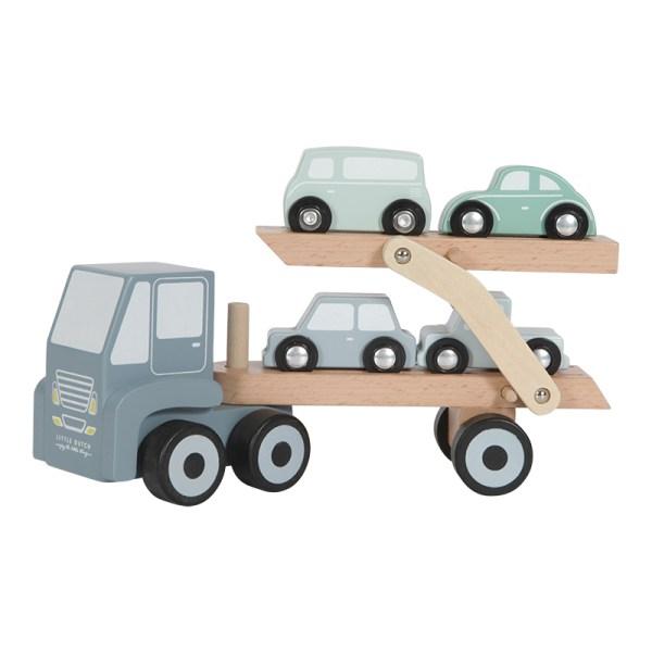 camião de transporte em Madeira da Little Dutch