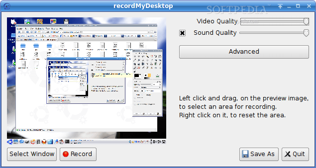 Desktop Session Recorder for Linux