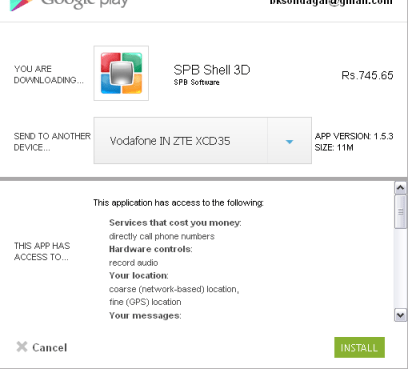 Purchased SPB Shell 3D Download Back