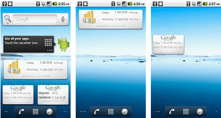 AdSense Perfect Widget for Android