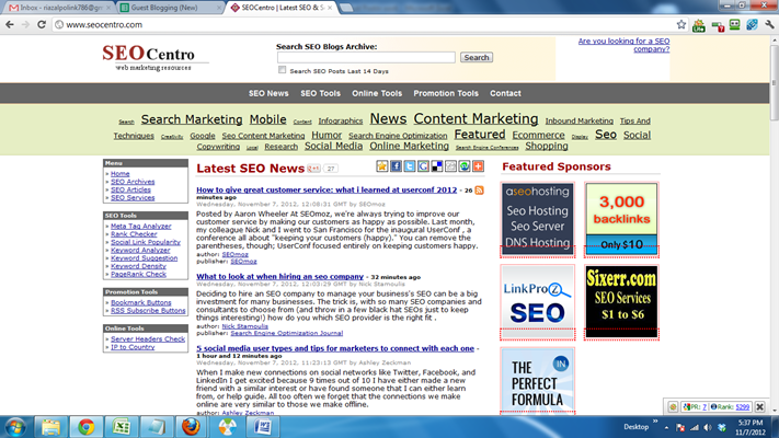SEOCentro | Latest SEO & Search Engines News