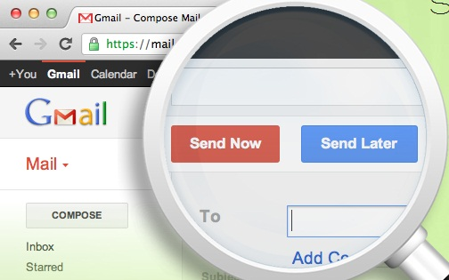 Schedule Email Gmail Send Later Email Tracking