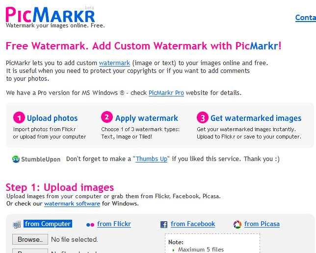 how to add watermark in pdf online
